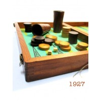 Jacquet Backgammon Vintage