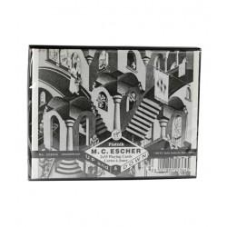 Carte da gioco doppio mazzo Escher Up & Down