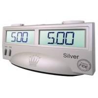 """Orologio per gli scacchi digitale """"Silver """""""
