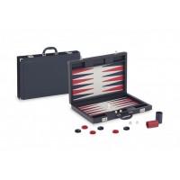 Valigia Backgammon Blu