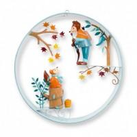 Splendido oggetto decorativ da appendere Robin des bois